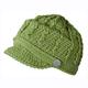 Womens Green Peak Beanie (Non-Current) - 5009-000-000-300