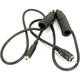 Black Replacement Power Cord for Falcon Goggle Battery - 500053