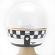 RP60 Cafe Racer White Helmet