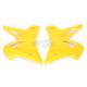 Yellow Radiator Covers - YA04834-102