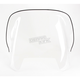19 1/4 in. Polycarbonate Clear Windshield - 06-645-03
