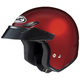 CS-5N Wine Open Face Helmet