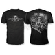 Black Skull Crew T-Shirt