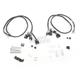 Black L.E.D. Handlebar Switch Wiring Kit - 12024