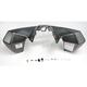 Standard ATV Black Carbon Fiber Front Fender - 1650230