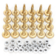 Gold Digger Traction Master 1.852 in. Carbide Studs - GDP6-1450-S