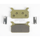 Gold Plus Organic Brake Pads - 7157-GPLUS