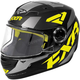 Youth Charcoal/Hi-Vis Nitro Helmet