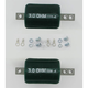 3 Ohm Dual Output Coil - DC1-1