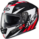 Red/Black/White RPHA ST MC-1 Rugal Helmet