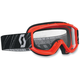 Red Model 89Si Youth Goggles w/Clear Standard Lens - 217800-0004041