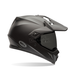 Matte Black MX-9 Adventure Helmet