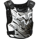 Youth Black/White Proframe LC Future Roost Deflector - 06123-058-OS