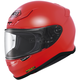 Shine Red RF-1200 Helmet