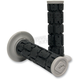 Gray/Black MX Rogue Grips - H10RGGB