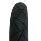Front Conti Road Attack 2 120/70ZR-17 Blackwall Tire - 02440540000