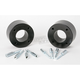 Rear 2 1/2 in. Urethane Wheel Spacers - 0222-0186