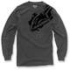 Charcoal Primer Long Sleeve Shirt