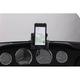 Black Fairing Mount Smartphone/GPS holder - 50317