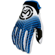 Blue Sahara Youth Gloves