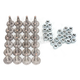 Signature Series Stainless Steel Carbide Studs - SSP-1005-A