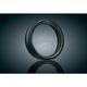 Black 7 in. L.E.D. Headlight Halo Trim Ring - 7733