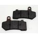 Organic Brake Pads - 8009053