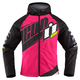 Womens Pink/Black Team Merc Jacket