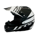 Black/White Roost SE Helmet