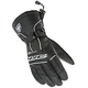 Women's Black/White Storm Gloves