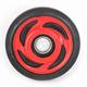 Indy Red Idler Wheel w/Bearing - 04-0531-25