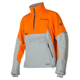 Orange PowerXross Pullover