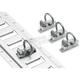O-Ring E-Track Clips - 453504