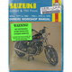 Motorcycle Repair Manual - 363