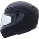Flat Black GM54 Modular Helmet