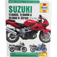 Motorcycle Repair Manual - 4083