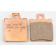 Long-life Sintered R-Series Brake Pads - FA47R