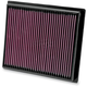 Factory-Style Washable/High Flow Air Filter - PL-9011