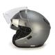 Matte Deep Gray J-Cruise Helmet