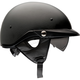 Matte Black Pit Boss Carbon Helmet
