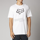 Optic White Fox Head Premium T-Shirt