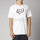 Optic White Fox Head Premium T-Shirt
