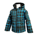 Youth Reflex Blue Thermal Jacket