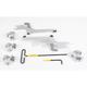 No-Tool Trigger-Lock Hardware Kits for Sportshields - MEM8920