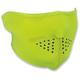 Hi Viz Lime Half Mask - WNFM142LH