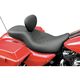 Wide Tripper Seat w/Driver Backrest - 79603