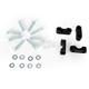 Clamp/Bolt/Washer Kit for Pivot Handlebar Risers - 45474