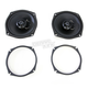 Replacement 5.25 in. Generation 3 Front Speakers - 356F