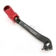 Forged Shift Lever w/Red Tip - 1602-0830