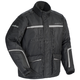 Black/Silver Cascade 2.1 Snowmobile Jacket